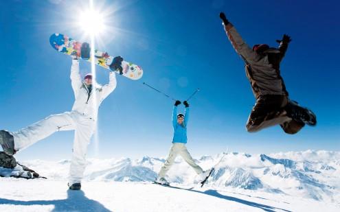 Болгария, Горные лыжи