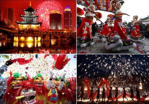 Таиланд, Китайский Новый год