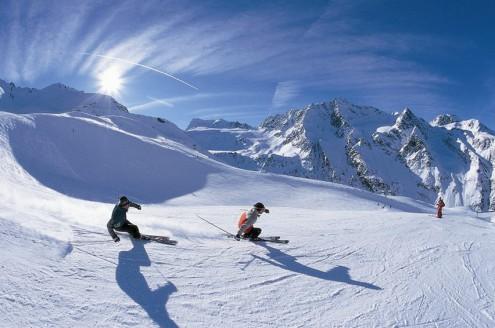 Болгария. Горные лыжи.