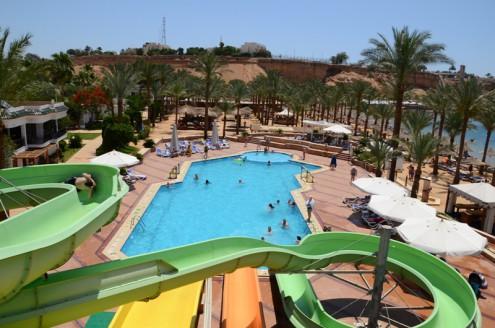 Египет, Сети шарм