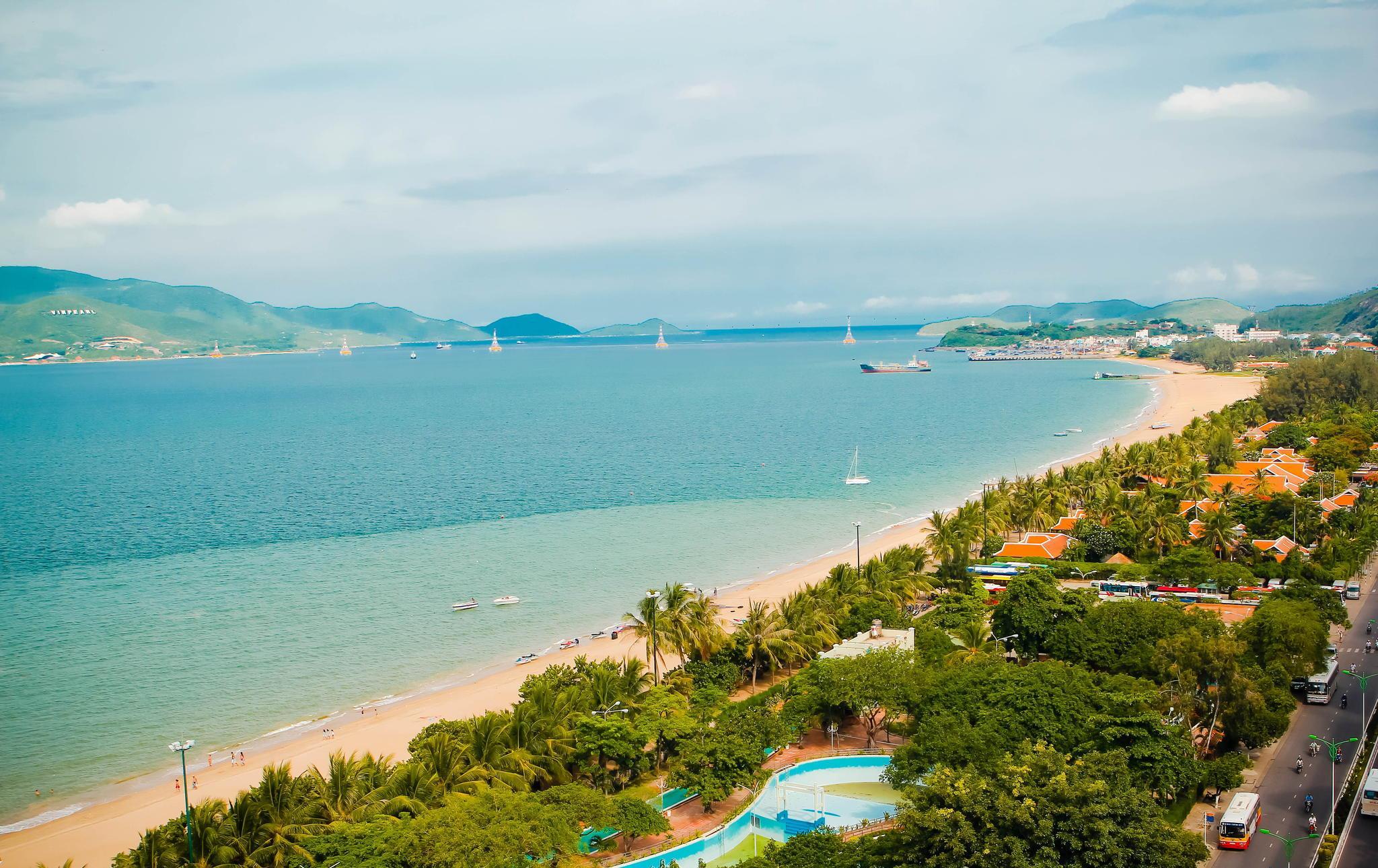 Теплое море Вьетнама ждет вас! Пора бронировать!