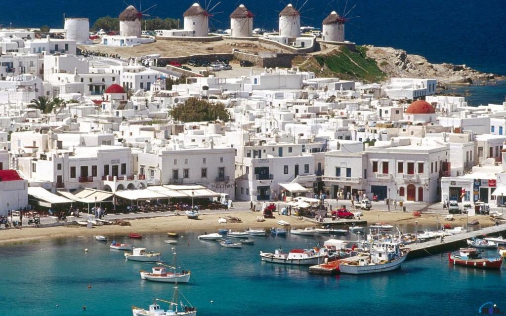 Обои На Рабочий Стол Греция