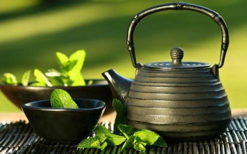 китай чай